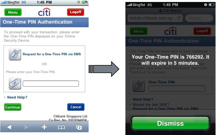 Citibank Secure Login >> Seamless Banking On-The-Go with Citibank | harmless? bananas!